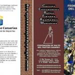 Calendario 2011 de Actividades y Eventos, y Contacto Web y Telefónico de la Federación de Salto del Pastor Canario - Islas Canarias (2011).