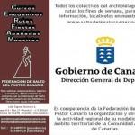 Contacto Postal, Web y Telefónico de la Federación de Salto del Pastor Canario - Islas Canarias (2015-2018).