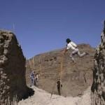 Varias Fotos del I Encuentro Insular de Salto del Pastor Canario 'Caldera de Tirajana 2008' - Santa Lucía de Tirajana - Gran Canaria - Islas Canarias (Del 13 al 15 de Junio de 2008).