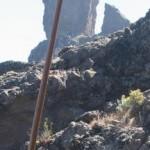 El Roque Nubro, Nugro, ó Nuro - Tejeda - Gran Canaria - Archipiélago Canario - Saltodelpastorcanario.org.