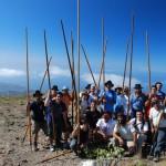 Ruta-Encuentro en el Barranco de Tasarte – Jurria Tasarte y Federación de Salto del Pastor Canario – La Aldea de San Nicolás – Gran Canaria – Archipiélago Canario (30 de Abril de 2011).