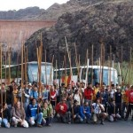XVIII E.N.S.P.C. Ayagaures 2009 - San Bartolomé de Tirajana - Gran Canaria.