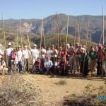 Tamadaya 2009 - III E.I.S.P.C. en Arico - Jurria Choya - Tenerife (Junio de 2009).