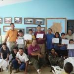 Curso de Iniciación al Salto del Pastor Canario - Jurria El Salem - Gran Canaria (Junio-Agosto de 2009).