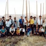 La Aldea 2001 – II Encuentro Insular de Salto del Pastor Canario – Jurria El Salem – La Aldea de San Nicolás – Gran Canaria (Del 23 al 25 de Marzo de 2001).