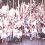 La Aldea 2002 – III Encuentro Insular de Salto del Pastor Canario – Jurria El Salem – La Aldea de San Nicolás – Gran Canaria (Del 22 al 24 de Marzo de 2002).