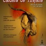 Cartel del V E.I.S.P.C. 'Caldera de Tirajana 2012' - Jurria Humiaga - Santa Lucía de Tirajana - Gran Canaria - Archipiélago Canario (Marzo y Abril de 2012)..