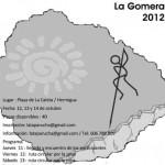 I E.I.S.P.C. 'La Gomera 2012' - Club La Taparucha - La Gomera - Archipiélago Canario (Octubre de 2012).