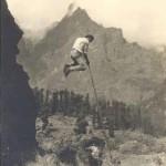 Natalio Pérez Gómez - Taburiente - El Paso (Años 60) - Foto de Reinaldo Pérez.