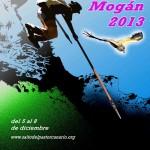 Cartel del XXII E.N.S.P.C. Mogán 2013 – Gran Canaria – F.S.P.C. (Del 5 al 8 de Diciembre de 2013).