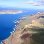 El Risco de Famara y el Archipiélago Chinijo - Haría y Teguise - Lanzarote - Islas Canarias - Sobrecanarias.com.