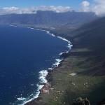 El Valle de El Golfo - La Frontera - El Hierro - Islas Canarias - Sobrecanarias.com.