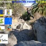 Borrador del Cartel del XVI E.I.S.P.C. 'La Aldea 2015′ - Jurria El Salem - La Aldea de San Nicolás - Gran Canaria - Islas Canarias.