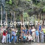 II Encuentro Insular de Salto del Pastor Canario 'La Gomera 2015' - Club La Taparucha y Federación de Salto del Pastor Canario - La Gomera - Islas Canarias (Del 31 de Octubre al 2 de Noviembre de 2015).