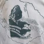 XI E.N.S.P.C. 'Argaga 2002' – San Sebastián de La Gomera – La Gomera – Archipiélago Canario (Del 6 al 9 de Diciembre de 2002).