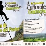 Rutas y Muestras de Salto del Pastor Canario en las IV Jornadas Culturales Guanches 2016 – Colectivo Aguere, Colectivo Afoche-A.C.J. Axaentemir, y F.S.P.C. – El Palmar – Buenavista Del Norte – Tenerife – Islas Canarias (Del 23 al 25 de Septiembre de 2016).