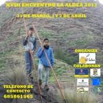 Cartel e Información del XVIII Encuentro Insular de Salto del Pastor Canario 'La Aldea 2017′ – Jurria El Salem – La Aldea de San Nicolás – Gran Canaria (Del viernes 31 de Marzo al domingo 2 de Abril de 2017).