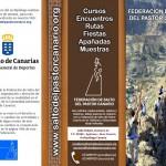 Contacto Postal, Web, y Telefónico de la Federación de Salto del Pastor Canario - Archipiélago Canario (2019).