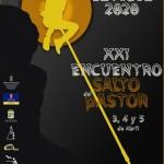 Cartel e Información de Inscripción del XXI Encuentro Insular de Salto del Pastor Canario ' La Aldea 2020 ′ – Del 3 al 5 de Abril de 2020 – Jurria El Salem – La Aldea de San Nicolás – Gran Canaria – Archipiélago Canario.