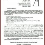 Convocatoria Oficial de la Asamblea General Ordinaria 2020 de la Federación de Salto del Pastor Canario – Sábado día 14 de Marzo de 2020 – Agüimes – Gran Canaria – Archipiélago Canario (2020).